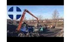 Mobile Slag Processing Video