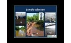 Microplastics in Great Lakes Tributaries Video