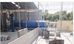 Jiutian - Model JTSG - Brewer`s Spent Grain Drying Production Line Machine