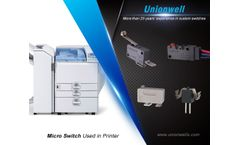 Huizhou Unionwell Technology Co., Ltd Introduces High-Tech Micro Switches That Have Gone Through Decent Makeover And Never Go Out Of Fashion