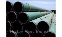 United-Steel - Model ERW - Steel Pipe