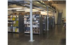 Western Pacific - Industrial Structures Storage Systems