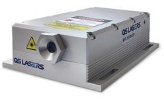 QS Lasers - Model MPL1510 - Diode Pumped Sub-Nanosecond Passively Q-Switched Laser
