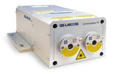 QS Lasers - Model MNL1342 - Diode Pumped Nanosecond Passively Q-Switched Laser