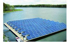 Mooring Solution for Floating Solar