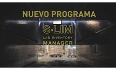 Scharlab Lab Inventory Manager S-LIM- Video