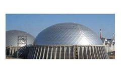 YHR - Aluminum Geodesic Dome