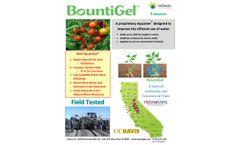 BountiGel  - Granular for Tomatoes - Brochure