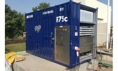 Indra Electrox - Advanced Industrial Wastewater Treatment System