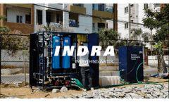Hyderabad Trials at Kudikunta Lake, Kondapur | Indra Water | EPTRI | GHMC - Video