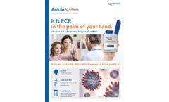 Accula System for SARS-CoV-2 - Brochure