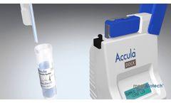 Accula™ System - Point of Care Molecular Diagnostics - Video