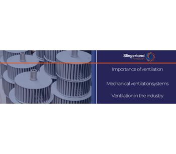 Why is ventilation indispensable?