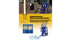 OFS - Filter Carts - Portable Low-Flow Filtration Systems - Brochure