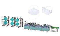 Richpeace - Automatic Duckbill Mask Production Line Machine