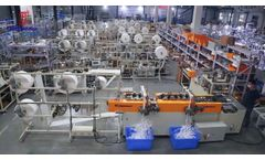 Richpeace Automatic Fish Mask Production Line - Video