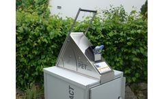 TESWIC - Model Collect & Compact - Manual PET bottle compactor