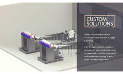 Norlex Systems Sludge Treatment - Video