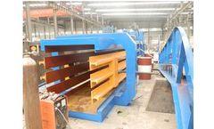 Hengyang - Model DSL - Hydraulic Balers