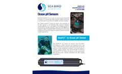 Ocean pH Sensors - Brochure