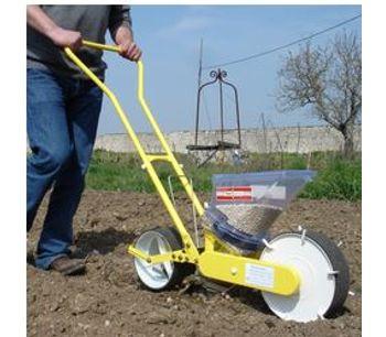Terradonis - Model JD1 - 1-Row Large Grain Seeder
