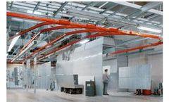 Demag - Model KBK - Monorail Crane Systems