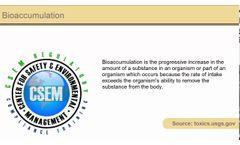 Definition - bioaccumulation- Video