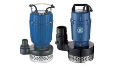 Edwin - Model SPA - Clean Water Submersible Pumps