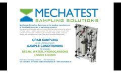Mechatest Sampling Solutions company - Video