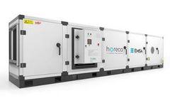 Emsa - Model KEFU-300 - Kitchen Ventilation Ecology Unit