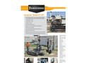 Geoprobe - Model 6712DT - Compact Direct Push Drilling Machine Brochure