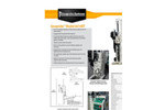 Model 6610DT Compact Size Direct Push Machine E-Specifications