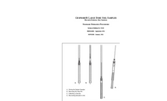 Geoprobe- Model LB - Large Bore Soil Sampling Systems Brochure