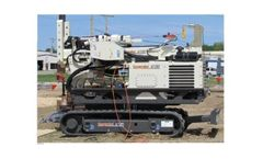 Geoprobe - Model 6712DT - Compact Direct Push Drilling Machine