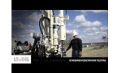 Geoprobe 3.75-inch Tooling System Video