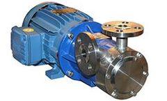 Warrender - Model WMTA - Mag-Drive Single Stage Alloy Turbine Pump