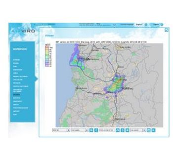Dispersion - Air Quality Assessment and Air Quality Management Software