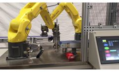 Automotive Bearing Eddy Current Inspection System - Video