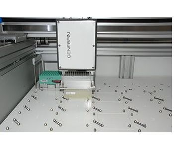 Genespin - Semi-Automated High-Throughput DNA Extraction Instrument