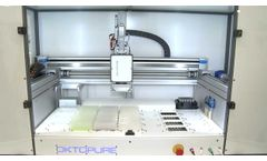 oKtopure: automated sbeadex DNA extraction system - Video