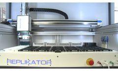 repliKator: Automated Liquid Handling System- Video