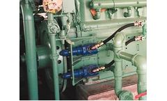 TDI - Model T100-B - Inertia-Engaged Turbine Air Starter for Large Engines