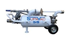 SupaVac - Model SV30 - Portable Solids Pump
