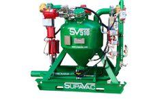 SupaVac - Model SV510 - Heavy Duty Solids Pump