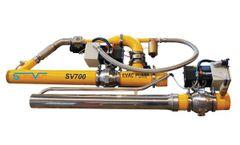 SupaVac - Model SV700 E - Vac In Line Vacuum Pump