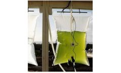Pure-Biomass - Model 250 L PBR - Indoor and Outdoor Bag Systems