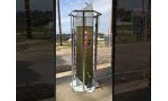 Pure Biomass: Photobioreactor Technology 250 L - Video
