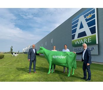 Spinder new knowledge partner of Dairy Academy Royal A-ware