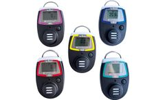 Ecotox Plus - Model 1224000-1224020 - Portable Single Gas Detector