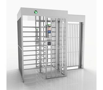 FULL HEIGHT TURNSTILE GATE -1
